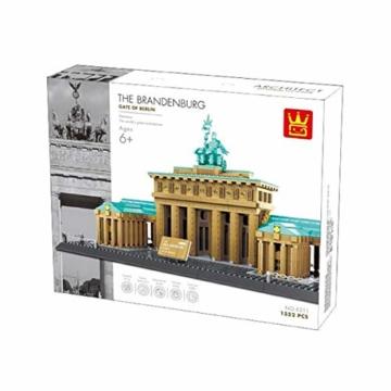 WANGE - Brandenburger Tor - W6211 - 1552 Teile - 2