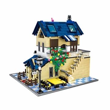 WANGE - Französisches Landhaus - W5311 - 1298 Teile - 1