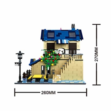 WANGE - Französisches Landhaus - W5311 - 1298 Teile - 3