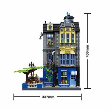 WANGE - Kaffeehaus mit Garten - W6310 - 2313 Teile - OVP - 3