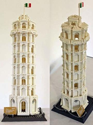 Wange 5214 der schiefe Turm von Pisa