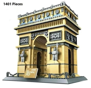 WANGE Triumphbogen von Paris Arc de Triomphe