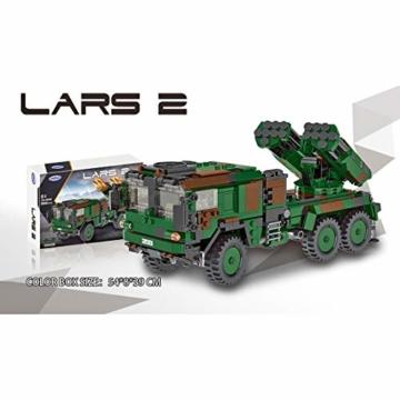 Xingbao Lars 2 MLRS Bundeswehr