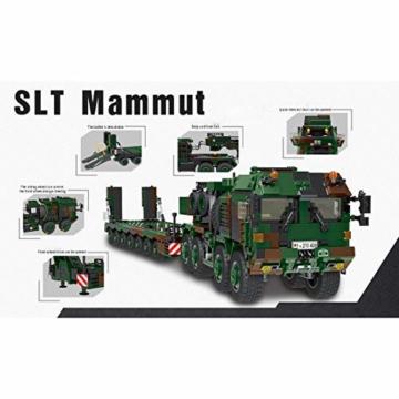 Xingbao SLT Mammut Bundeswehr  details
